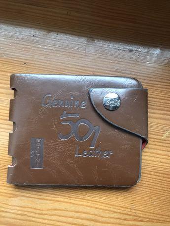 Кошелек Bailini Genuine Leather