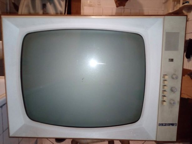 Telwwizor zabytek