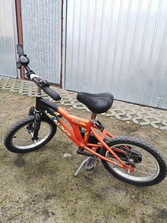 Rower dziecięcy McKenzie  16 cali