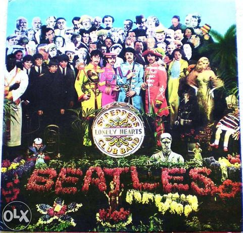 The Beatles - Sgt.Peppers Lonely Hearts Club Band (1967) Lp vinil