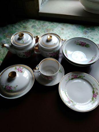 Чайно- столовий серв1з