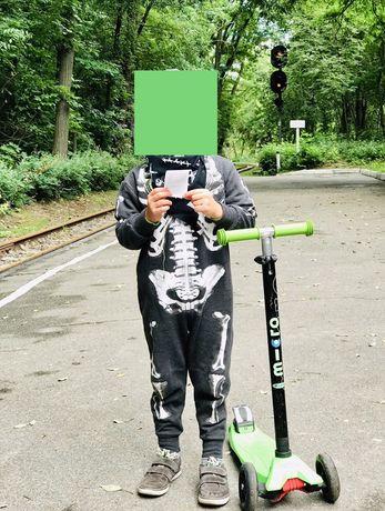 Самокат Maxi Micro Green