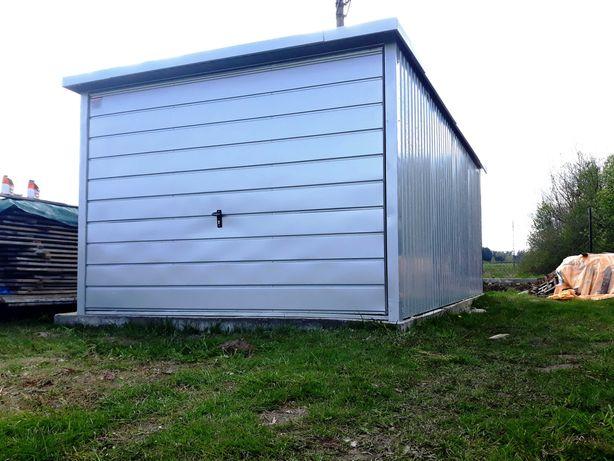 Garaż Blaszak 3x5 producent! Solidny Tanio blaszaki 5x3 4x6 5x6 1.