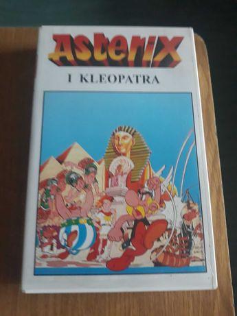 Asterix i Kleopatra, kaseta VHS
