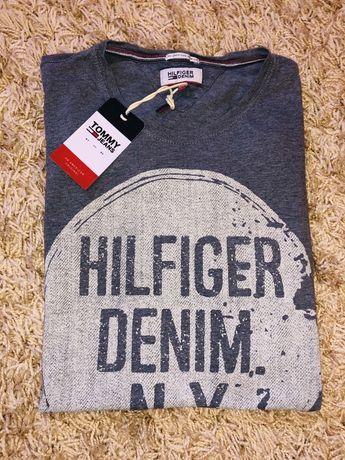 Новая оригинальная футболка Tommy Hilfiger