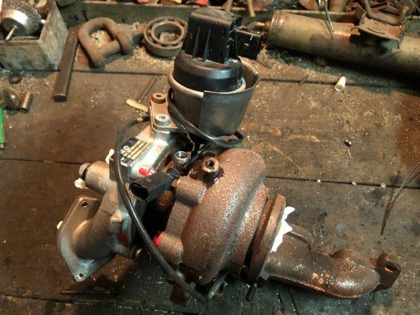 Turbo compressor VW audi 1.6 tdi 03L253056D kk3 bv39f-0114