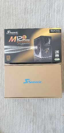 Продам Блок питания SeaSonic M12II-620 Bronze (SS-620GM Active PFC)