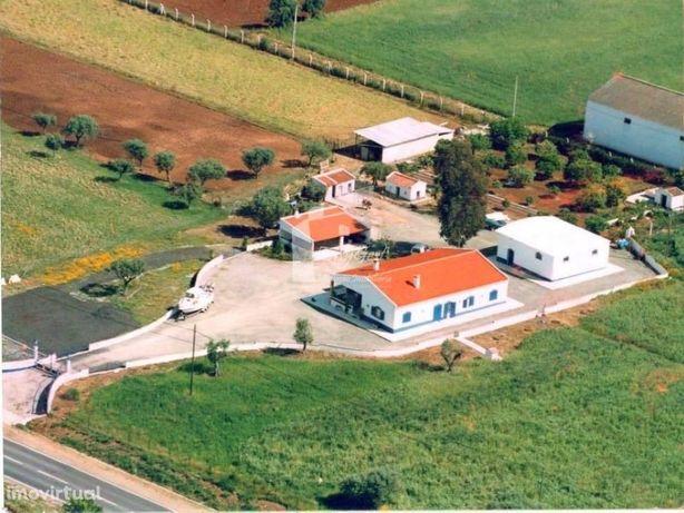 Monte Alentejano em Beja com Moradia V3