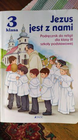 Podręcznik do religii Jezus jest z nami klasa 3