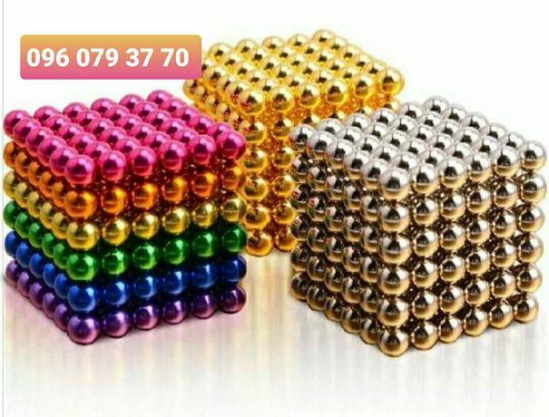 Неокуб NEOCUB  216 шариков 5мм в подарочной коробке