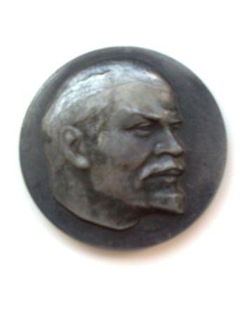 Барельеф Ленина