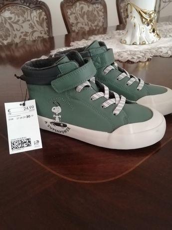 Кеды, хайтопы, ботинки H&M
