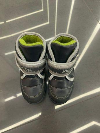 Детские зимние ботинки Jog Dog (оригинал) 24-го размера