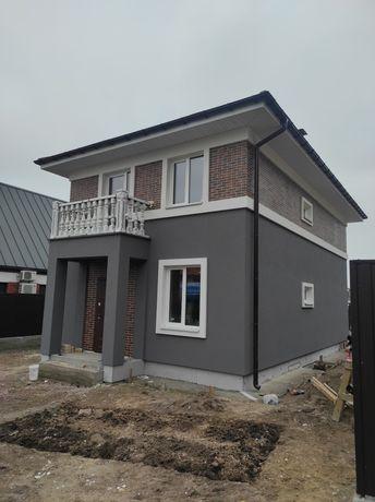 Продам дом 115м.кв на 4 сотках.с Петропавловская Борщаговка