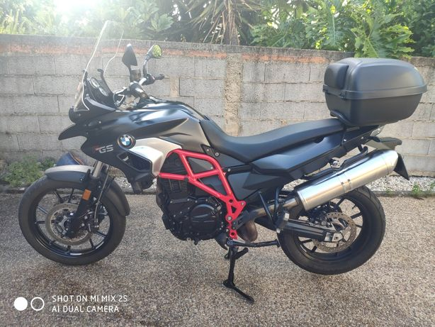 BMW f700 gs 2018 full extras