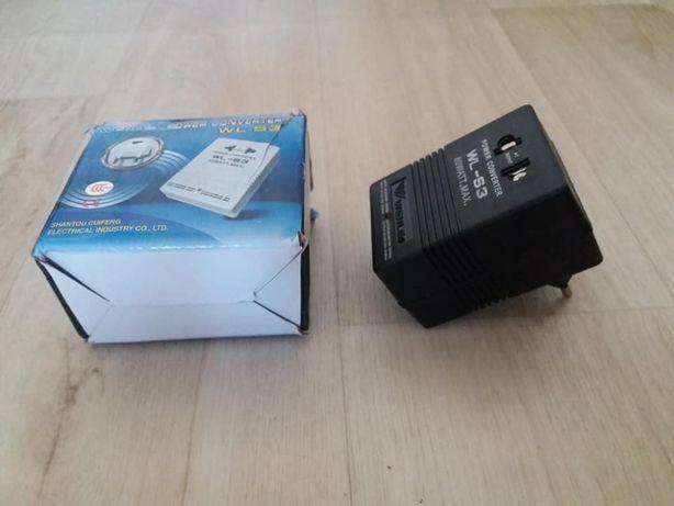 Адаптер, преобразователь напряжения 220v в 110v 80W