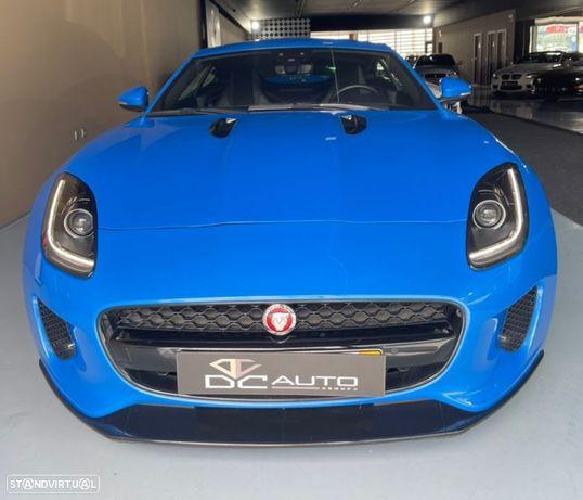Jaguar F-Type 2.0 i4 R-Dynamic