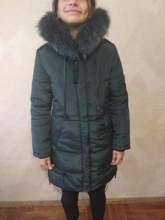 Продам зимнюю куртку, пуховик, пальто Ковель - изображение 1