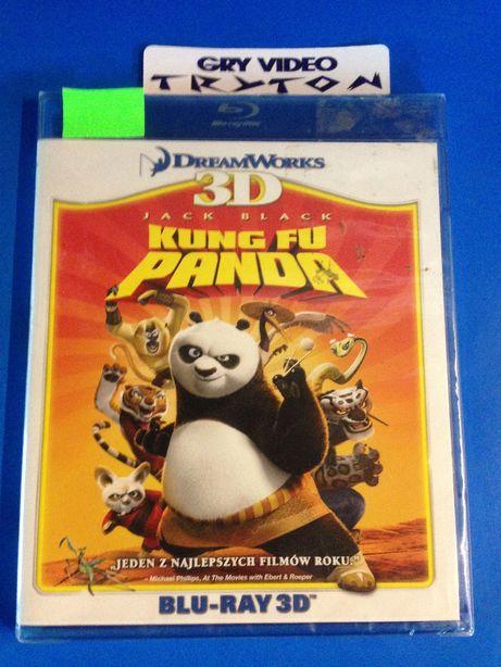 Kung Fu Panda 3D Film BLU-RAY PL Nowy,folia-Sklep