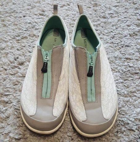 Оригинал.фирменные,качественные туфли-кроссовки для туризма merrell se