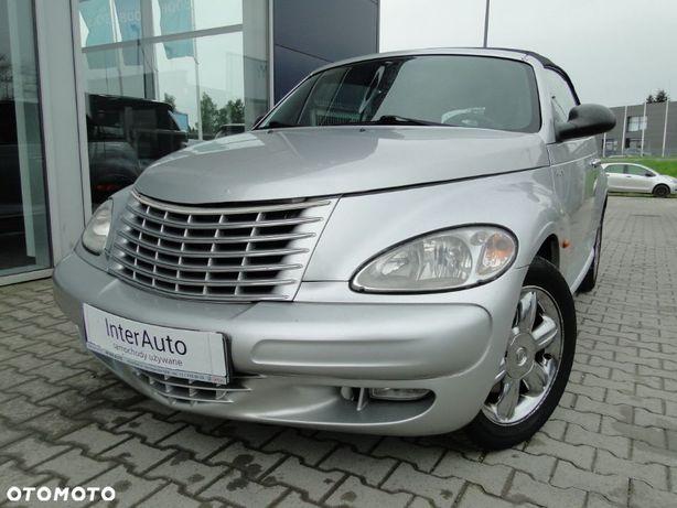 Chrysler Pt Cruiser  2.4 Benzyna  Kabrio