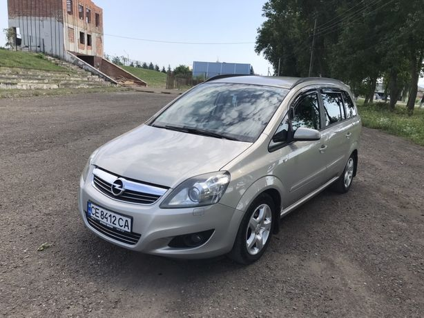 Opel Zafira B 1.9 avtomat