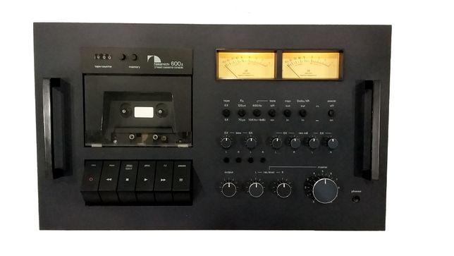 Кассетная консоль (магнитофон) Nakamichi 600 II