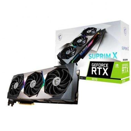 MSI GeForce RTX 3070 SUPRIM X 8GB GDDR6