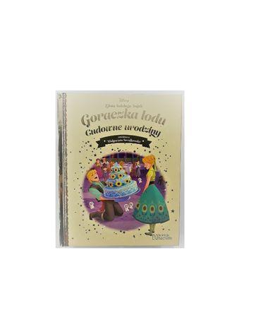 Disney złota kolekcja bajek tom 92 Gorączka lodu Cudowne Urodziny