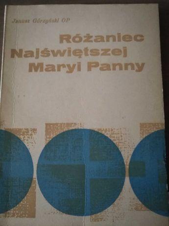 Różaniec Najświętszej Maryi Panny - Janusz Górzyński OP