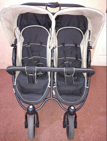 коляска для двойни hauck roadster duo slx