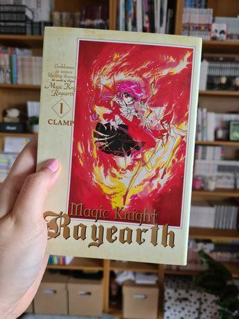 Manga CLAMP Magic Knight Rayearth t. 1