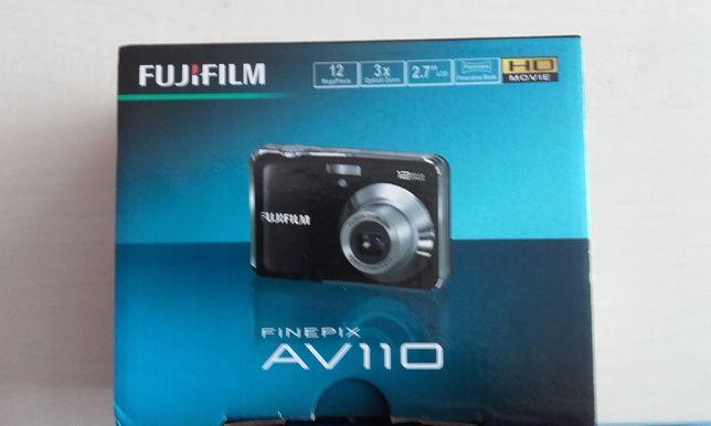 Aparat cyfrowy FujiFilm Finepix AV110