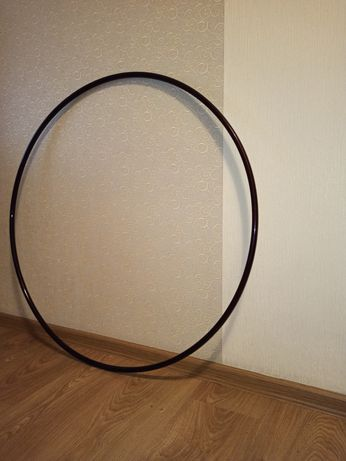 Круг для талии фитнеса обруч металлический