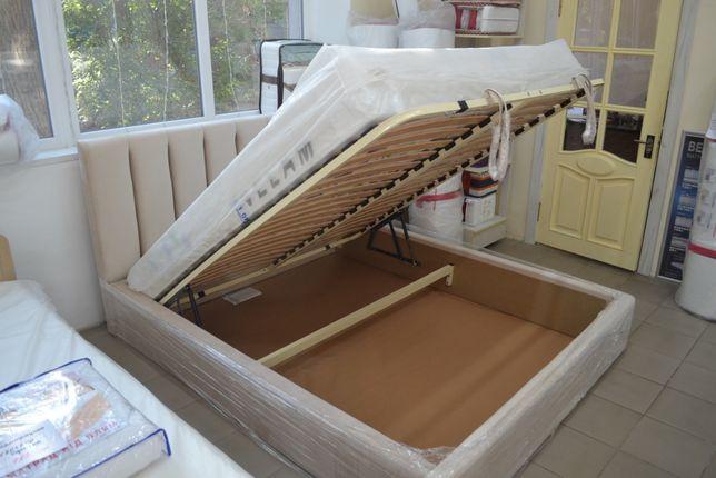 Мягкая кровать Одесса в Наличии цены ОТ СКЛАДА установка БЕСПЛАТНО