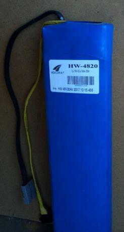 Литиевый аккумулятор 48 В 20 Ач для велосипеда.