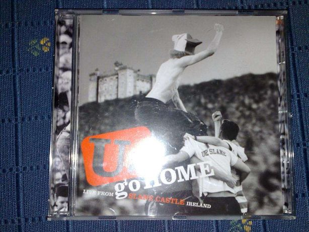 GO Home-Live From Slame Castle ( U2 )-DVD