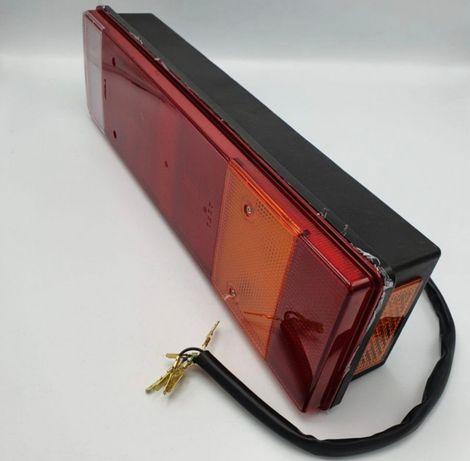 Комплект фонарей задних на прицеп, универсальные 0030 CARMOS