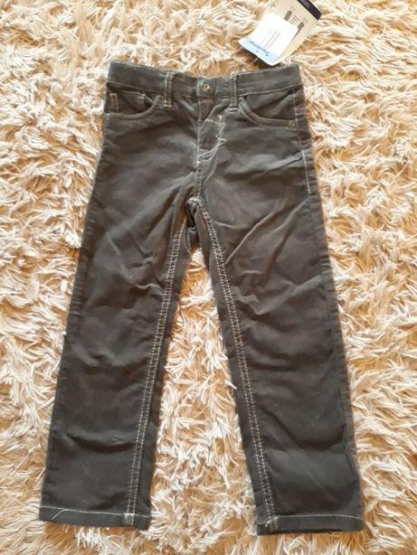 Вельветовые брюки (98-104)