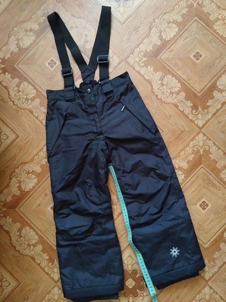 Зимние штаны лыжные Lupilu 110/116