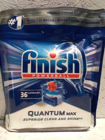 Таблетки посудомийні Фініш Finish Quantum 60