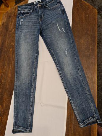Spodnie ,jeansy Zara