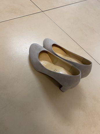Sapatos Gabor lilás