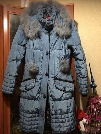 Отличная зимняя курточка