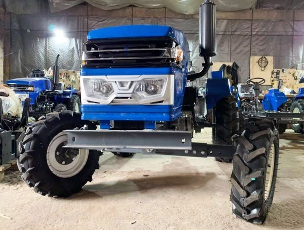 Мінітрактор Булат Т25 повний комплект. Трактор, мототрактор, доставка