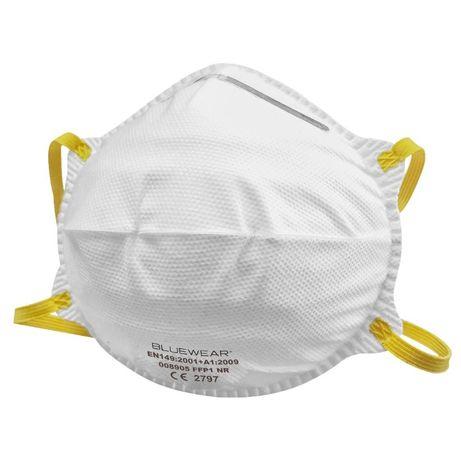 Maska przeciwpyłowa ochronna BHP przeciwwirusowa