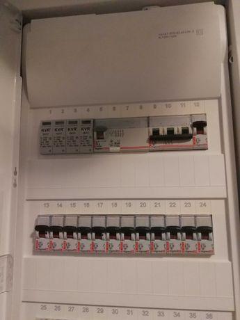 Usługi Elektryczne - Instalacje - Instalacje Ogrodowe