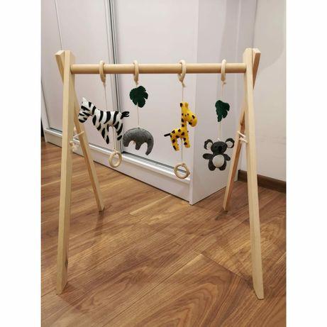 Baby gym - stojak edukacyjny