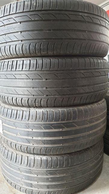 4szt. 225/55/17 97W Bridgestone TURANZA T001 Lato 4,5mm 2017r [ 1374