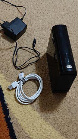 Зовнішній накопичувач HDD WD My Book Essential 1TB (1000Gb) USB 3.0
